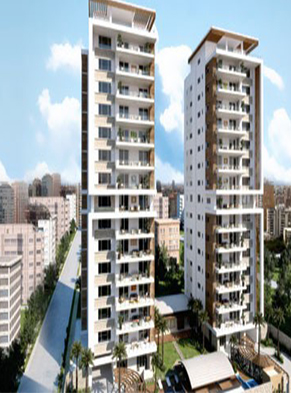 Due Towers, Santa Domingo - 30 Units